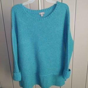 J.Jill Wool/nylon mix sweater